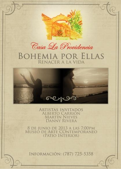 Bohemia por Ellas